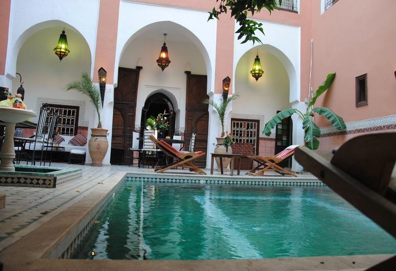 Riad Barroko, Marrakech, Piscina Exterior