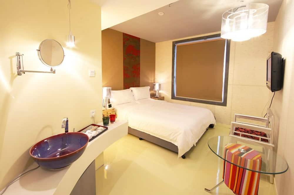 Comfort Single Room - Living Area