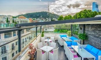 Fotografia do River Side Hotel em Tbilisi