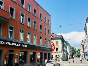 Obrázek hotelu Hotel Rheinfelderhof ve městě Basilej