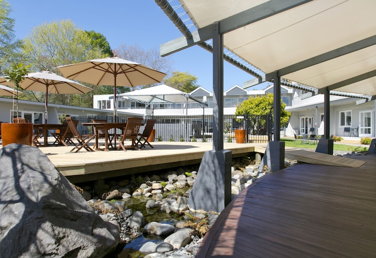 The Anchorage Resort - Heritage Collection, Taupo, Terrasse/veranda