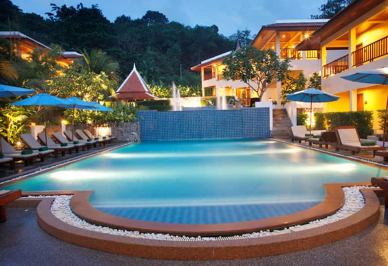 Baan Yuree Resort and Spa, Patong, Outdoor Pool