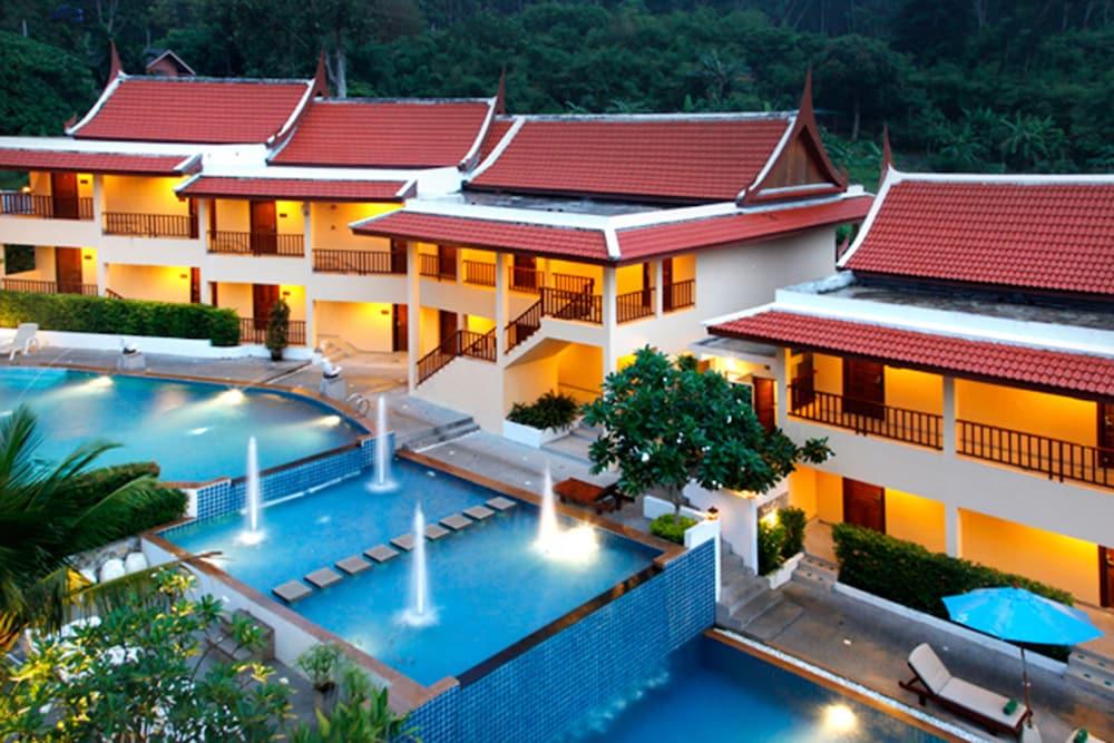 布吉班愉麗水療渡假酒店, Patong