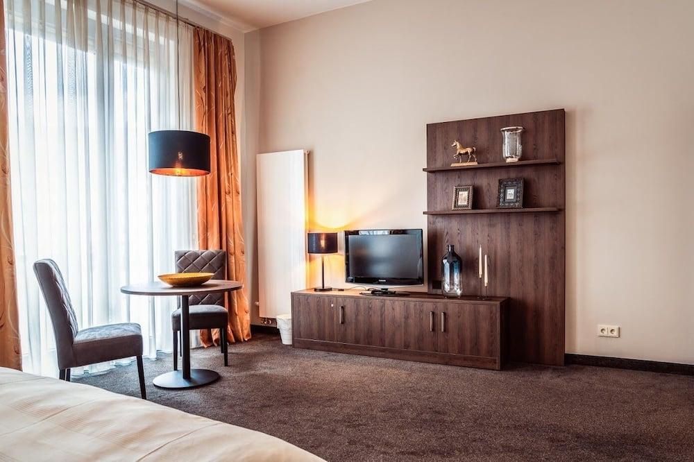 標準開放式客房, 1 間臥室, 小廚 - 客廳