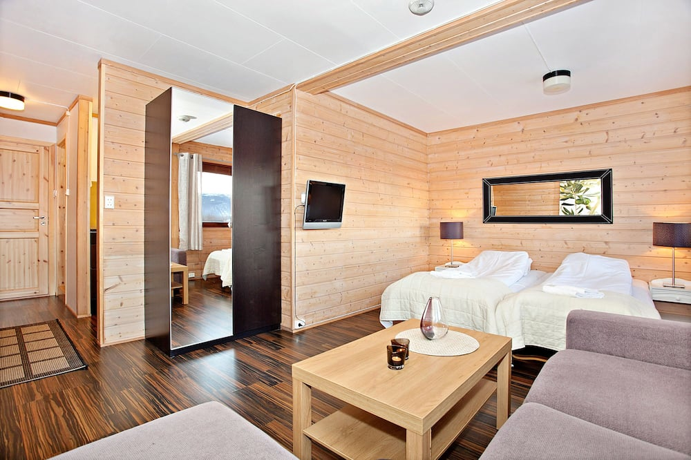 Double Room (With Sofa Bed) - Living Area