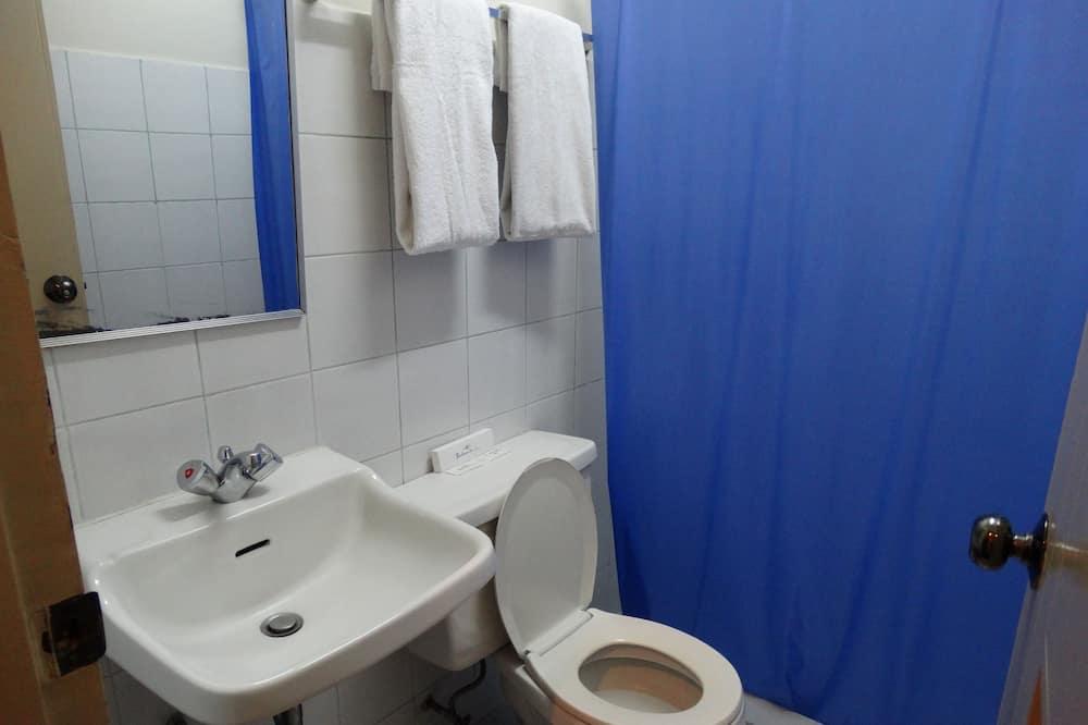 豪華客房, 1 張加大雙人床, 廚房 - 浴室
