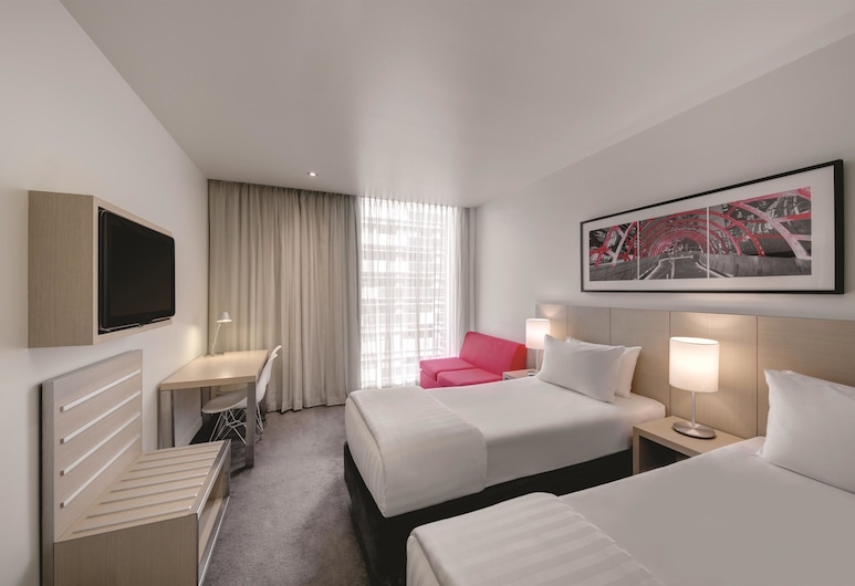 Travelodge Hotel Melbourne Docklands, Docklands, Herbergi