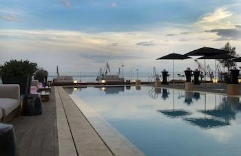 Selanik bölgesindeki The Met Hotel resmi