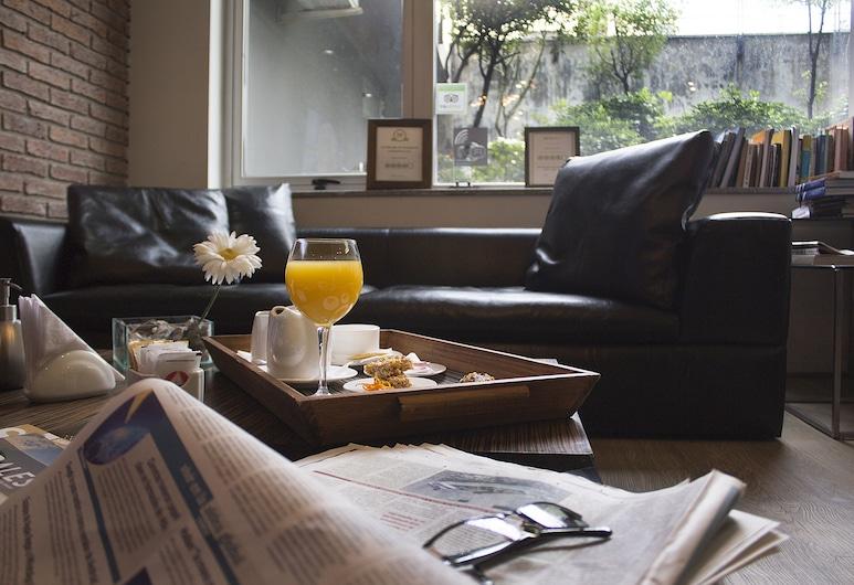 Regency Golf - Hotel Urbano, Montevideo, Vstupní hala