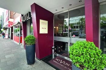 Nuotrauka: Novum Hotel Savoy Hamburg Mitte, Hamburgas