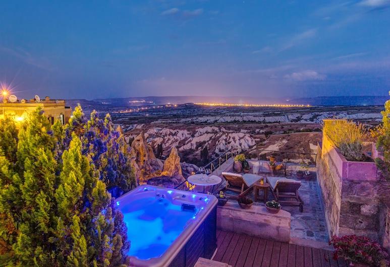 Hotel Taskonaklar Cappadocia, Nevsehir, Royal King Suite, Svečių kambarys
