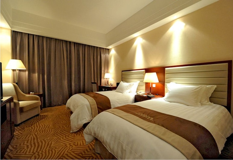 Shanghai Paradise Hotel, Shanghai, Guest Room