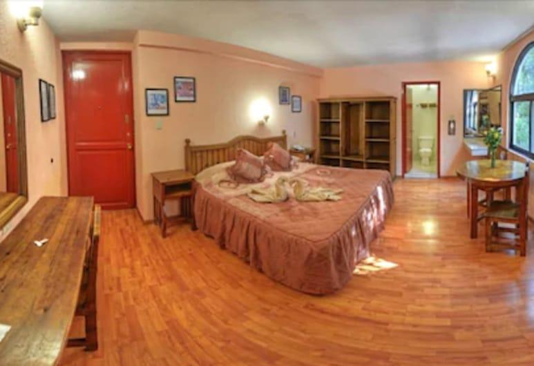 Hotel San Angel, Puebla, Superior Δίκλινο Δωμάτιο (Double), Δωμάτιο επισκεπτών