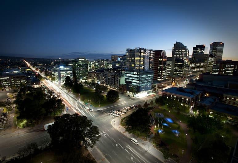 Pullman Adelaide, Adelaide, Deluxe soba, pogled na grad, Pogled iz sobe za goste