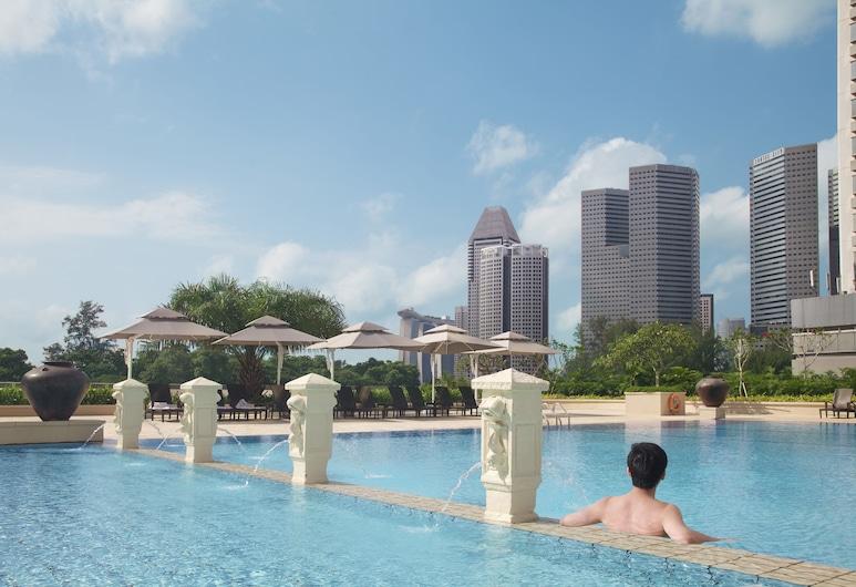 PARKROYAL on Beach Road, Singapore, Svømmebasseng