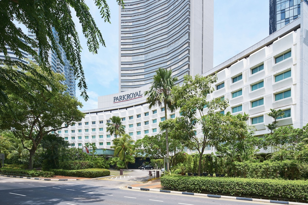 PARKROYAL on Beach Road, Singapore, Hotel Front
