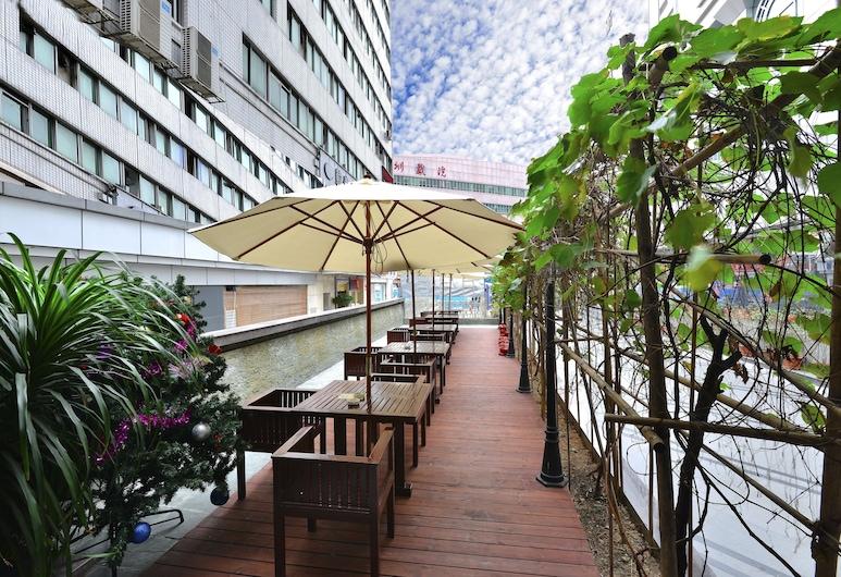 โรงแรมซูนอน, เซินเจิ้น, ลานระเบียง/นอกชาน