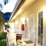 Superior-Zimmer, Gartenblick - Balkon