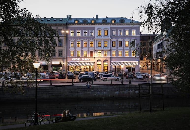 Hotel Flora, Göteborg, Hotellets front