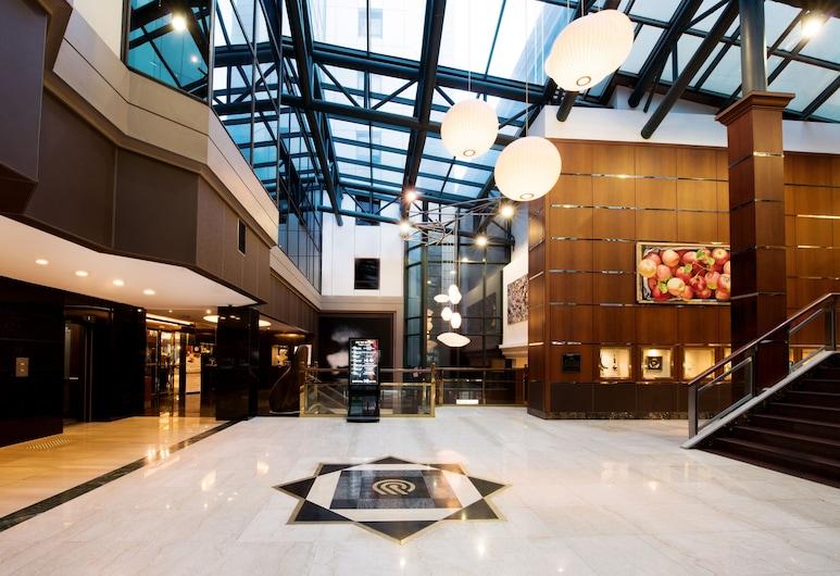 호텔 프리마, 서울특별시, 로비