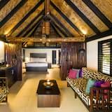 Bungalow, 1 Tempat Tidur King dengan tempat tidur Sofa, menghadap pantai - Area Keluarga