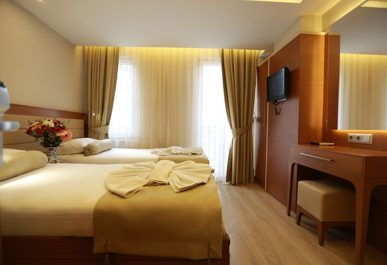 Sirkeci Park Hotel, Istanbul, Standard Double Room, Guest Room