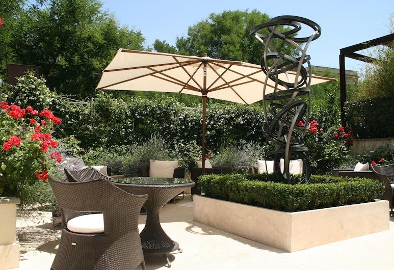 Hotel Villa Duse, Rome, Bar-salon de l'hôtel