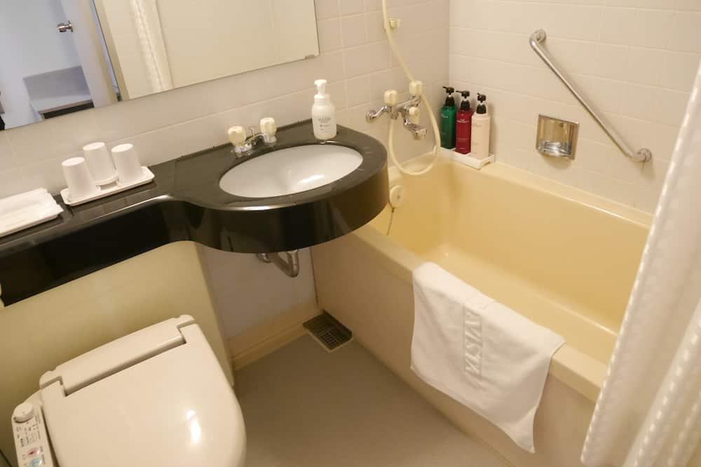 トリプルルーム 禁煙 - バスルーム