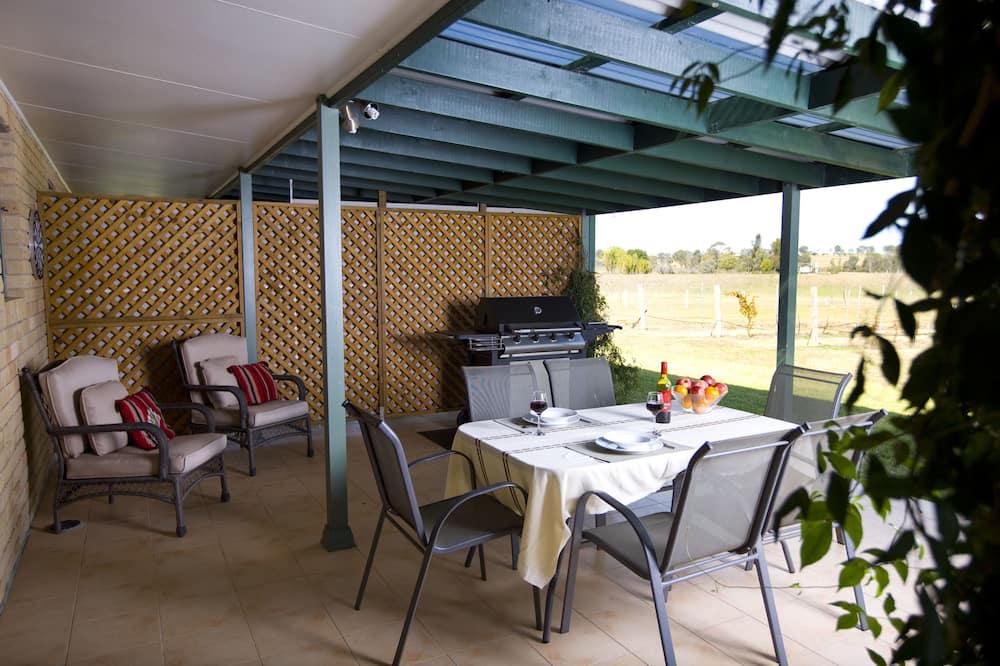 Apartament luksusowy, 1 sypialnia - Balkon