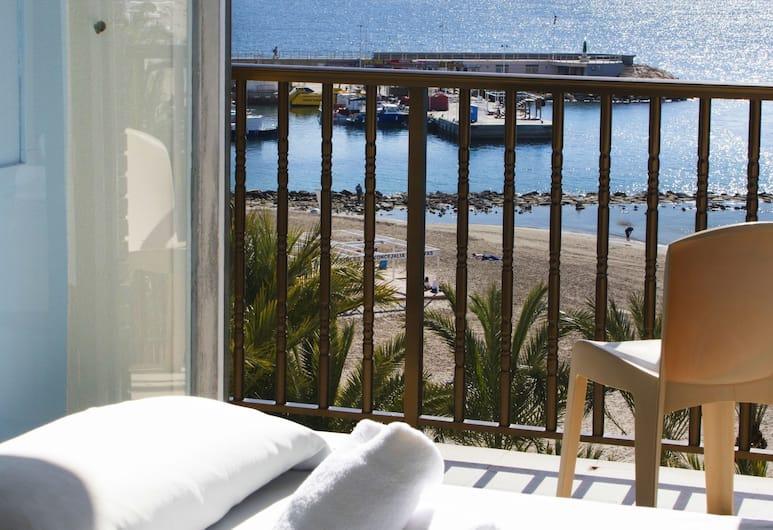 Esmeralda Beach Hotel, Benidorm, Tomannsrom, utsikt mot sjø (2+2 ), Gjesterom