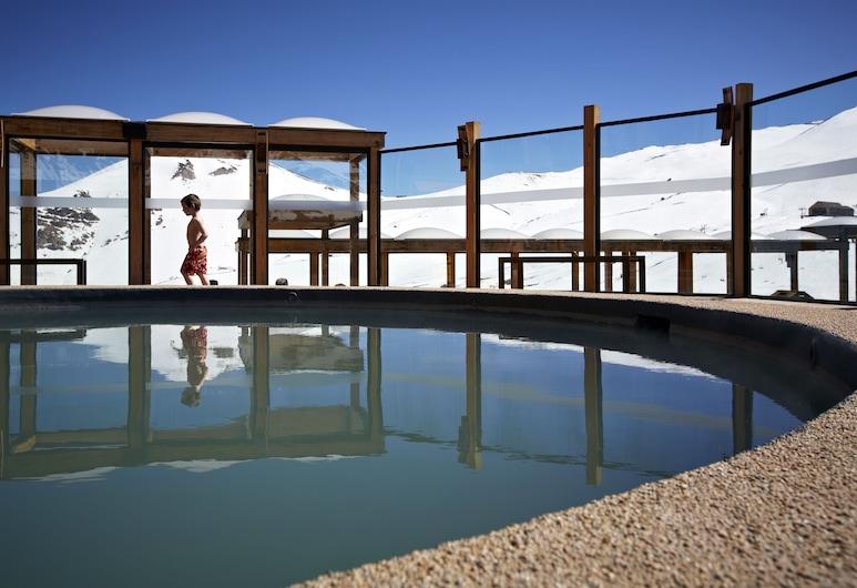 Hotel Puerta Del Sol, Lo Barnechea, Vonkajší bazén