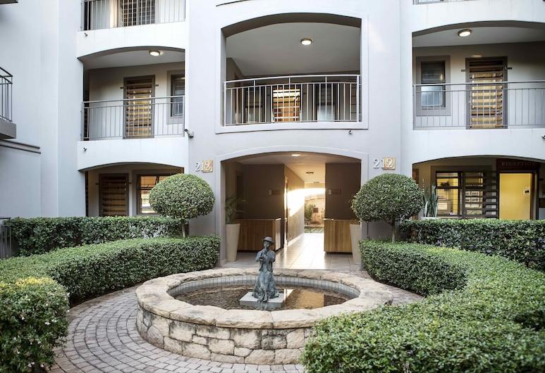 Faircity Grosvenor Gardens, Pretoria, Vista desde la propiedad