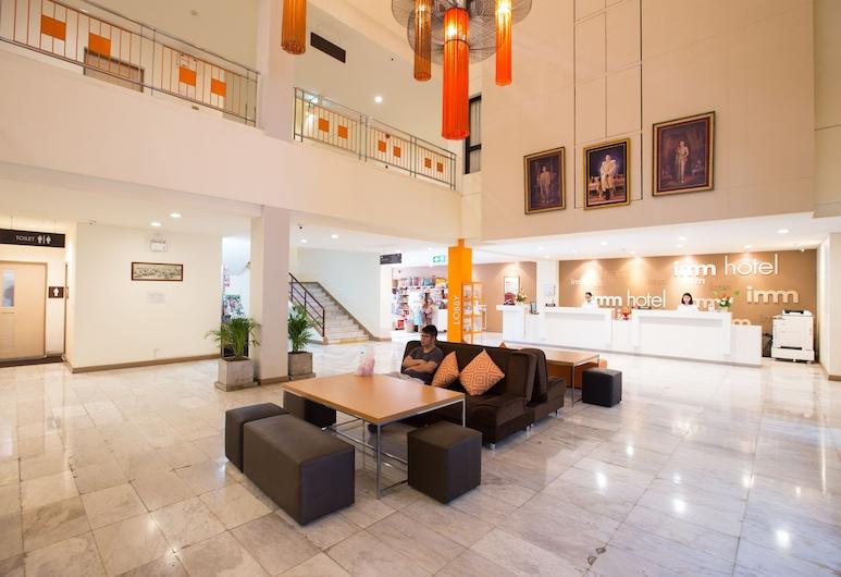 清邁入境事務處酒店, 清邁, 大堂閒坐區
