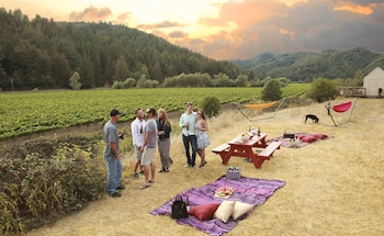 Picture of West Sonoma Inn & spa in Guerneville
