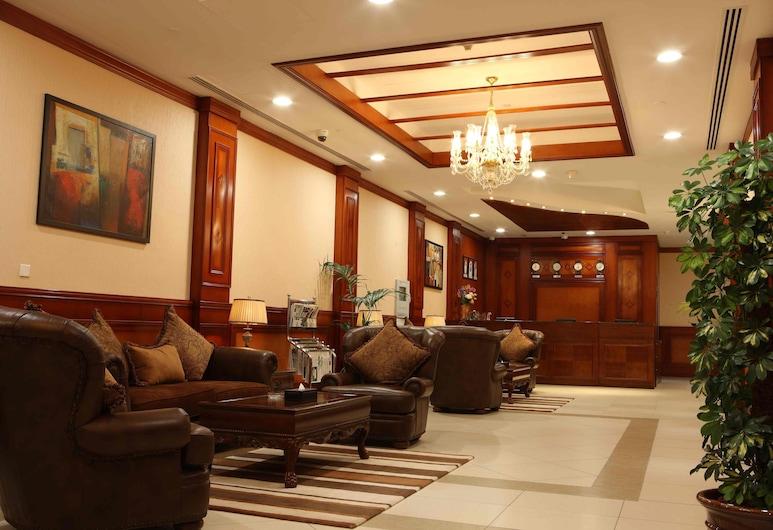 阿拉比迪亞公寓酒店, 阿布達比, 大堂酒廊
