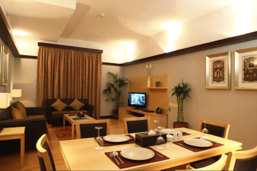 Suite, 3Schlafzimmer - Wohnbereich