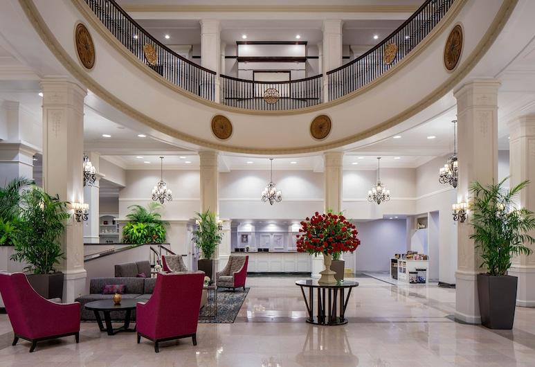 Hilton Garden Inn Jackson Downtown, Jackson, Lobby