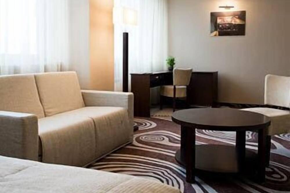 Двухместный номер «Делюкс» с 1 или 2 кроватями - Зона гостиной
