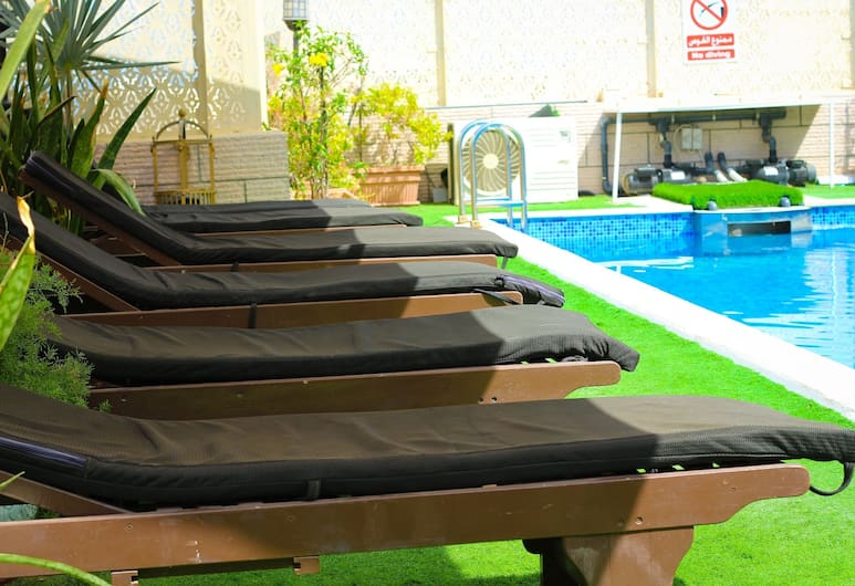 Al Maha International Hotel, Muscat, Outdoor Pool