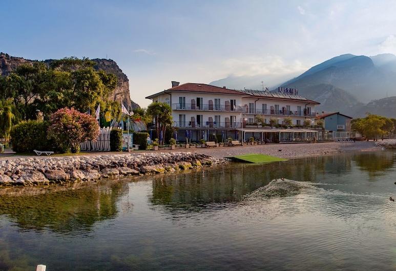 Hotel Lido Blu Surf & Bike, נגרו טורבולה, מראה מהאוויר