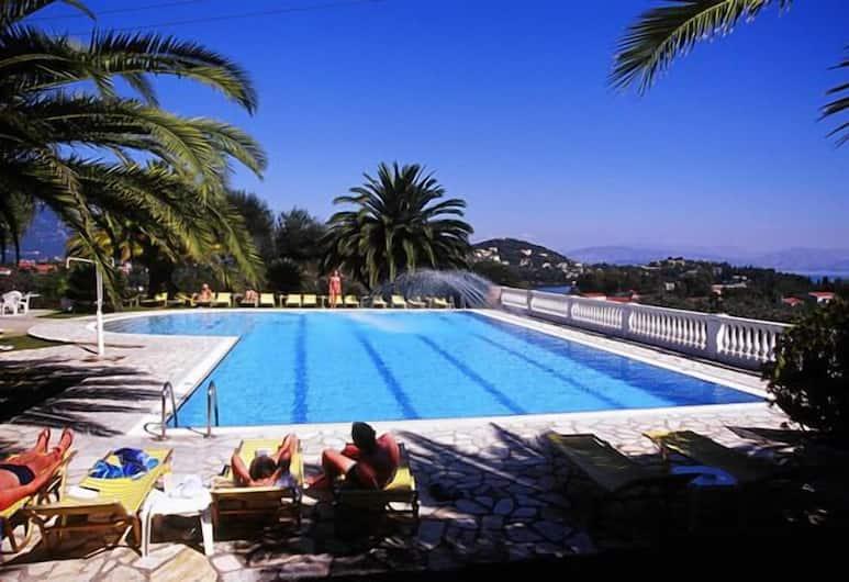 Paradise Hotel Corfu, Kérkyra, Välibassein