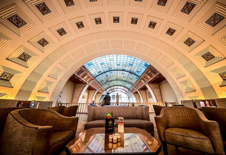 Continental Hotel Budapest, Budapeşte, Lobi Dinlenme Salonu
