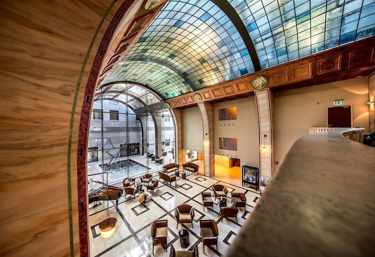 Continental Hotel Budapest, Budapeštas