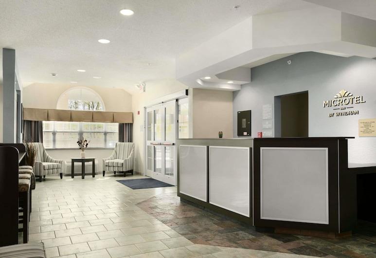 Microtel Inn & Suites by Wyndham Geneva, Geneva, Lobi
