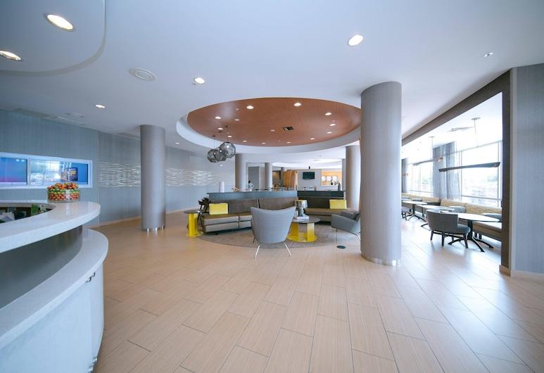 SpringHill Suites by Marriott San Angelo, San Angelo, Lobby