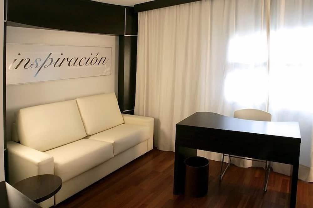 Luksusa numurs - Dzīvojamā zona