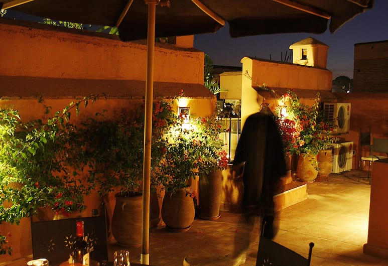 Riad Dar Saad, Marrakesh, Terrazza/Patio