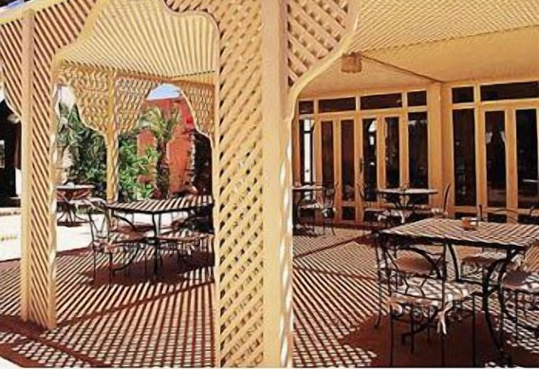 Riad KsarJenna, Nekob, Terrace/Patio