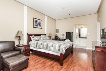 尼加拉瀑布升級客房格魯沃斯套房飯店的相片