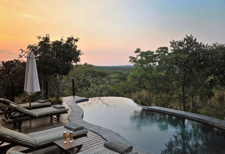 Zwahili Game Lodge & Spa, Modimolle, Outdoor Pool